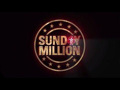 Sunday Million 25/1/15 - Online Poker Show | PokerStars