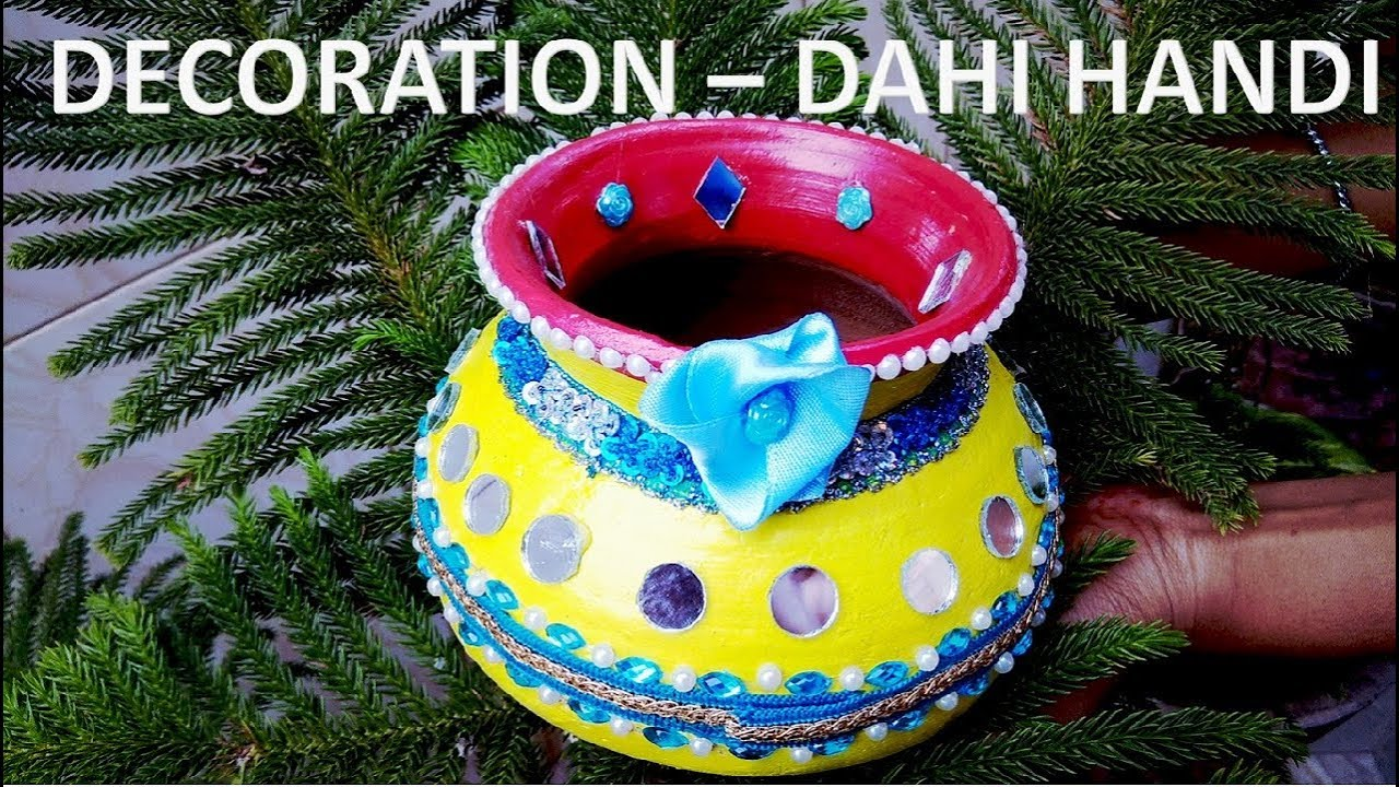 Perfect Pot Handi Decorating Art Best Decoration Ideas Youtube