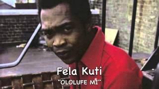 Fela Kuti - Ololufe Mi (My Lover)
