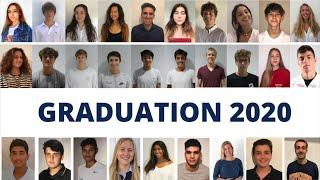 Rafa Nadal International School NEWS: Class of 2020
