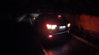 Jeep Grand Cherokee - Ночной обзор