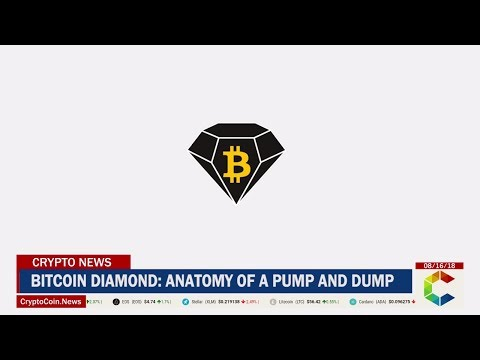 Bitcoin Diamond: The Anatomy Of A Pump And Dump