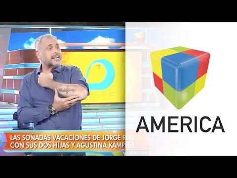 "Jorge Rial mostró sus tatuajes en su regreso a ""Intrusos"""