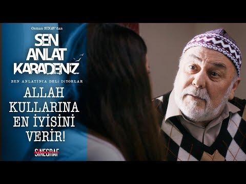 Osman Hoca'nın, Nefes'e Yardımı! - Sen Anlat Karadeniz 1.Bölüm
