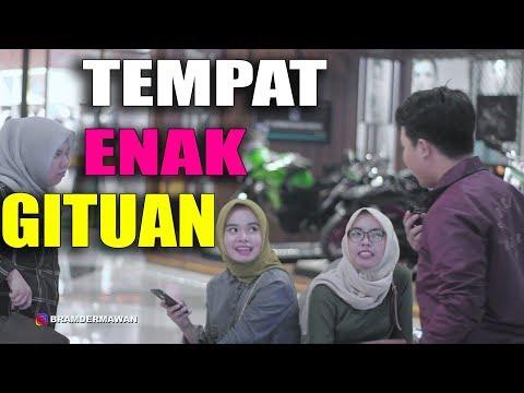 TEMPAT PALING ENAK GITUAN - Social Experiment vs Prank Indonesia