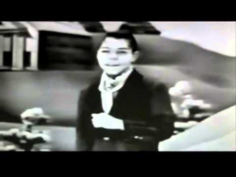 Frankie Lymon - 6 Live Video (3 With the Teenagers & 3 by Frankie solo)