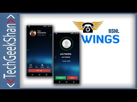bsnl-wings-mobile-app-activation-and-calling-|-first-look
