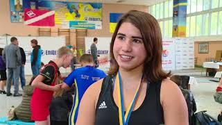 Відкритий чемпіонат Запоріжжя з важкої атлетики