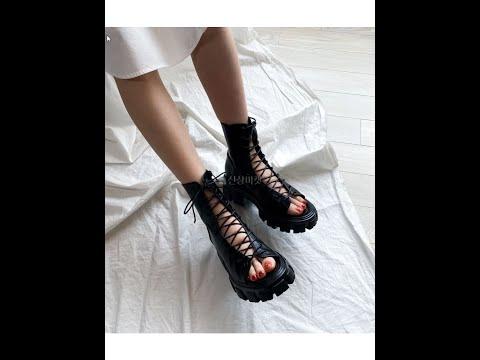 유니크하면서 편안한 착화감 좋은 예쁜 여성 여름 신발 샌들 슬리퍼 신상 소개합니다