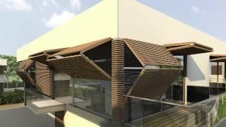open top facade system