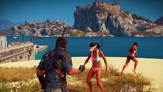 JUST CAUSE 3 FAILS: #6 (JC3 Funny Moments Compilation)