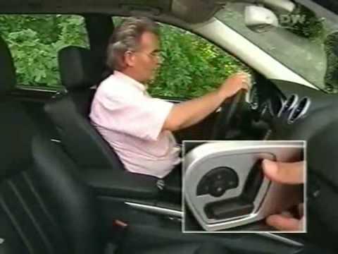 2005 SUV test by Auto Motor und Sport