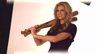 Erin Andrews Behind the Scenes VANITY FAIR Photo Shoot