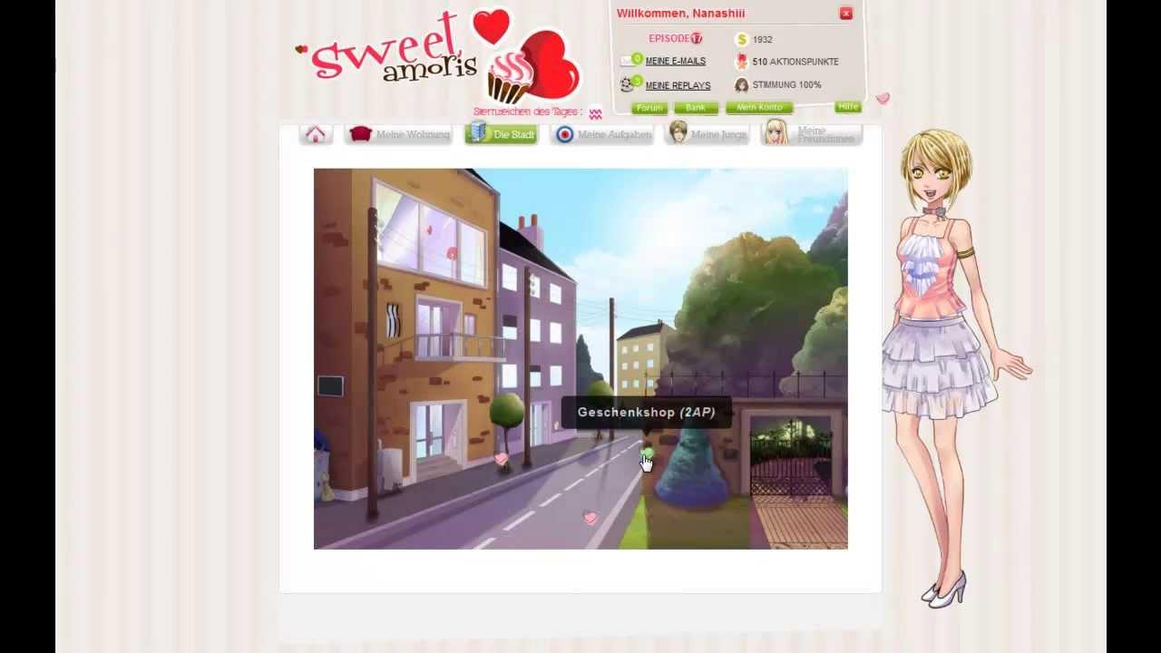 Online flirtspiel
