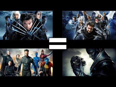 24 Reasons All X-Men Movies Are The Same