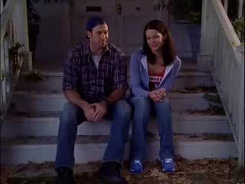 "Gilmore Girls Scene ""The Chuppah"""