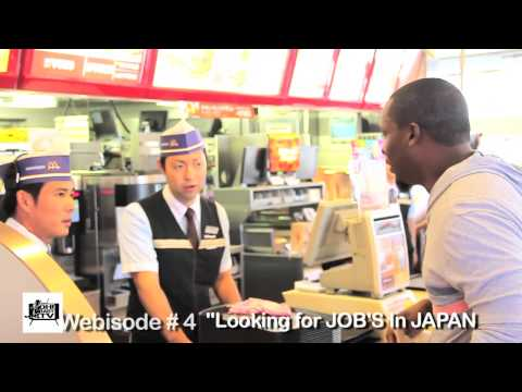 LOOKING FOR A JOB IN JAPAN