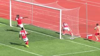 Futebol: Sporting de Braga B-FC Porto B, 2-3 (Ledman LigaPro, 40.ª jornada, 07/05/17)