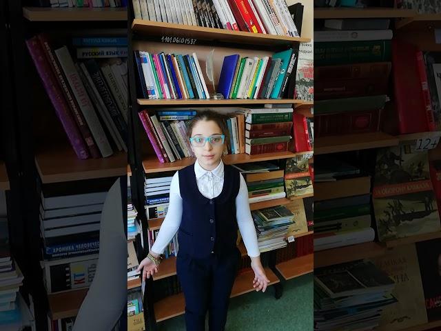 Изображение предпросмотра прочтения – НиколетаКокорова читает произведение «Стихи растут, как звезды и как розы...» М.И.Цветаевой