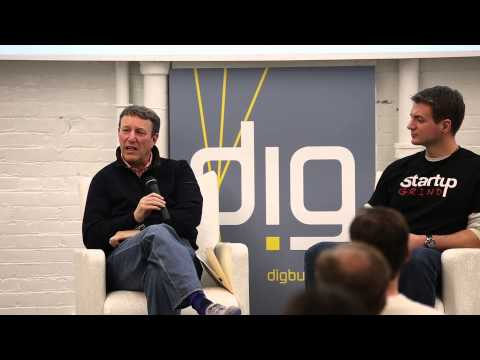 Startup Grind Buffalo - Jordan Levy (Softbank Capital)