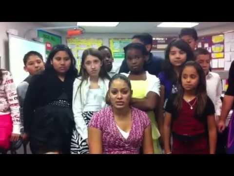 Ms. Wills Palmer Way Elementary