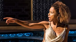Official Clip | How do Cleopatra's lovers compare? | National Theatre at Home: Antony & Cleopatra