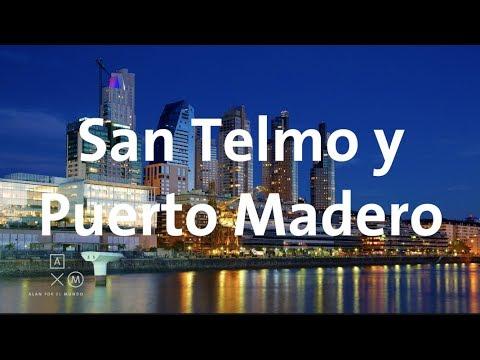San Telmo y Puerto Madero | Argentina #16