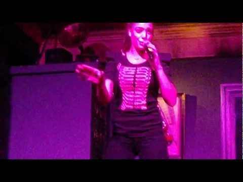 Ivi Adamou - I'm Into You / Fyge (Live at Blinkers - Nicosia 2011)