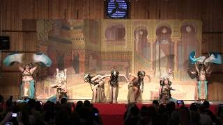 APSARA - Tribal Fest 2015: TEMPLE OF ATLANTIS