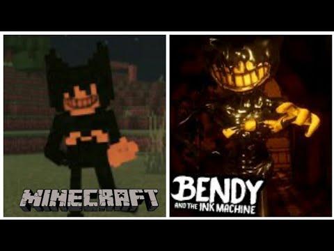 Ink Demon Addon | Minecraft BE (PE)