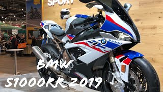 BMW S1000RR 2019 Unveiling | Superbikes Channel
