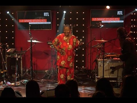 Calypso Rose - Calypso Queen - Live dans le Grand Studio RTL