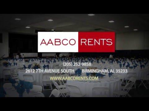 Aabco Rents - Party & Equipment Rentals In Birmingham, AL