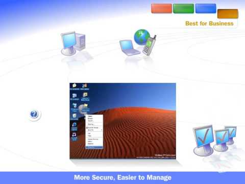 Windows XP Tour (Beta Version 1) Walkthrough