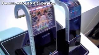 Samsung Youm Display - Flexible Display - AMOLED and Transparent OLED Screens thumbnail