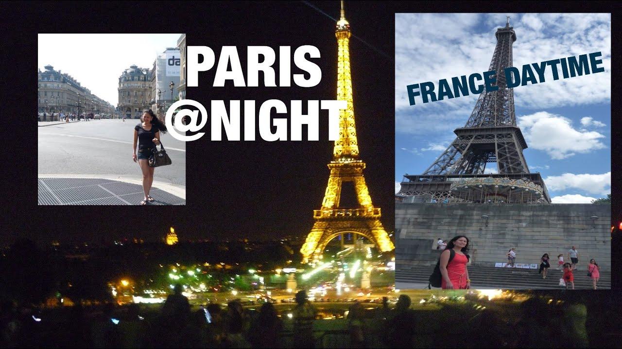 PARIS FRANCE EPISODE  EIFFEL TOWER(LATE UPLOAD)