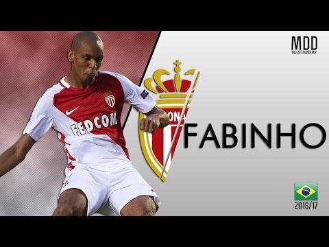 Fabinho | AS Monaco | Goals, Skills, Assists | 2016/17 - HD
