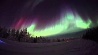 Полярные сияния (Aurora Borealis) 2011(Полярные сияния (Aurora Borealis). Снято в этом 2011 году. Мурманская область, г.Апатиты-Кировск. Автор - Валентин Жига..., 2011-02-08T02:44:55.000Z)