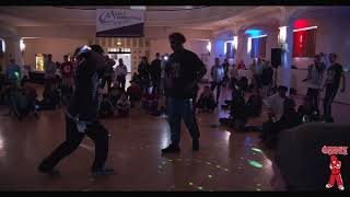 Achtelfinale Hip Hop Adults Lil Syd vs Jaydee