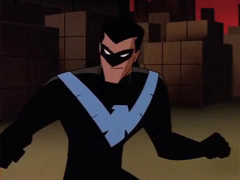 Nightwing TAS Clips and Theme Music