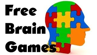3 Cool FREE Brain Games Websites