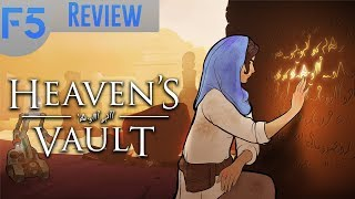 Heaven's Vault Review: Gamifying Actual Archaeology! (Video Game Video Review)