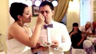 Съемка свадьбы в Москве / Видео от Maxwedd.ru