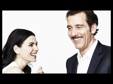 Actors on Actors: Julianna Marguiles and Clive Owen Full Version