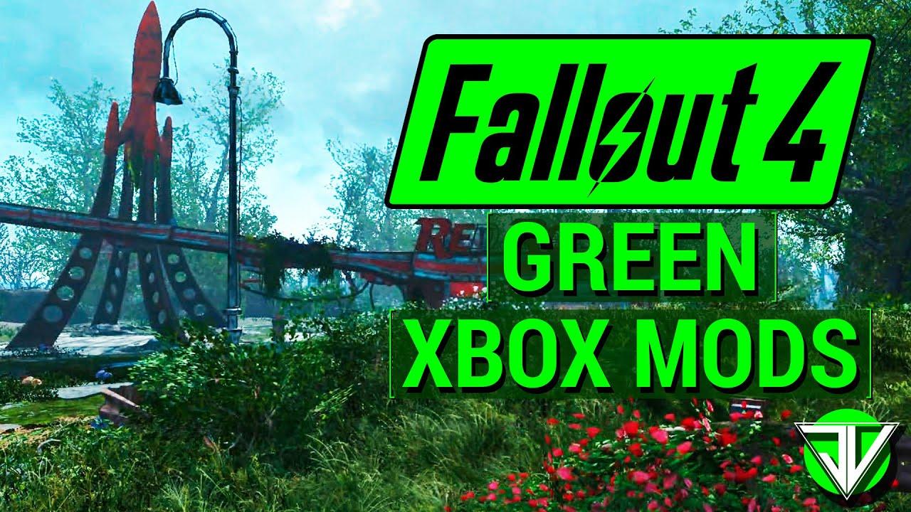 Fallout 4 Top 5 Best Grass Overhaul Console Mods Make