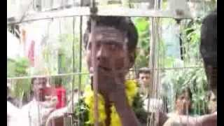 horrible mouth piercing ashok nagar amman temple chennai- india