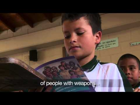 Colombia: The Education Brigades, an alternative to violence