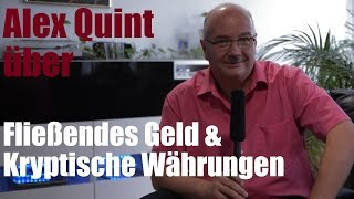 Alex Quint benennt Alternativen zum derzeitigen Finanzsystem | Teil II