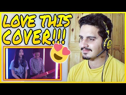 Anneth & Deven (Cover) Like I'm Gonna Lose You by Meghan Trainor ft. John Legend REACTION