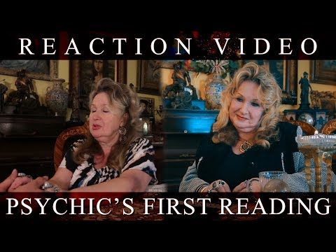 Psychic Reaction Video to First Ever Video